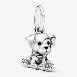 📿Labrador Puppy Dog Dangle Charm